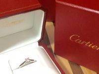 何年たっても憧れのブランド*カルティエの婚約指輪デザイン集