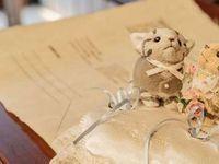 猫がテーマのウェディング*スイートな猫モチーフで彩るキュートなアイテムたち