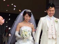 たくさんの祝福を受けた最高の一日*結婚式レポ