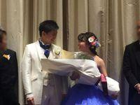 66本のバラの花束に込められた新郎さんの想い…*結婚式レポ