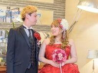 結婚式のテーマは「不思議の国のアリス」*憧れの式場での結婚式