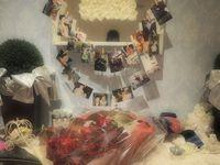 50本の薔薇の花束でファーストミート*【挙式編】