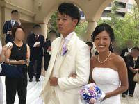 「海」をテーマにしたアットホームな雰囲気の結婚式