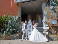 葉山の魅力をたっぷりと◎「ここにしかないHAYAMA」をテーマにした結婚式
