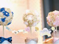結婚式DIYで人気の《ペパナプ》を自分好みの色に!簡単な染め方♪