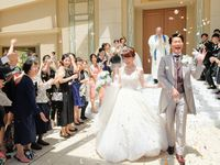 元々ナシ婚派。結婚式でその意味合いを感じることができた、ゲストと家族へのウェディング