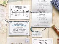 \結婚式DIYの初めの一歩はココから/ペーパーアイテムの手作りアイデア