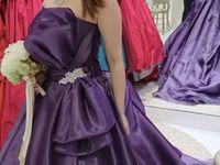 キュート&華やかな存在感がカラードレスと相性抜群!《ビッグリボンドレス》8選*