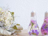 結婚式ならではの会場装飾アイテム!《プリンセスハーバリウム》って知ってる?