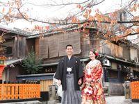 紅葉で前撮りしたい!そうだ京都行こう。京都でおすすめの前撮りスポット