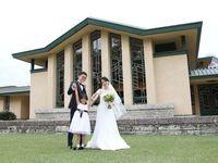 重要文化財の明日館で結婚式!ナシ婚カップルが叶えた自由なファミリーウェディング