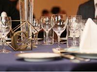 海外の結婚式から学ぶ◎人気のウェディング装飾テーマ《ジオメトリック》に注目!