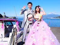 「ラブライブ!サンシャイン!!」の聖地!淡島ホテルで「シャイニー丸」を貸し切ったウェディングフォトを♪