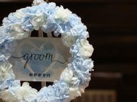花嫁DIYにおすすめ!簡単かわいい《ペパナプリース》*