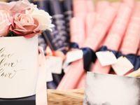 《ボックスフラワー》って知ってる?トレンド装花でおしゃれ花嫁に昇格しよう*