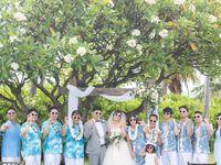 ハワイで少人数のアットホームウェディング!リゾートらしいリラックスムードのファミリー婚を
