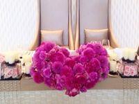 秋婚さんにおすすめ装花は?万能《ダリア》で一気に華やかコーディネート