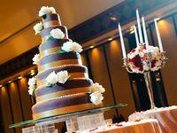 大きな花を飾ってゴージャスに♪海外のウェディングケーキが素敵すぎる!