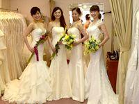 【花嫁会レポート】マーメイドドレス着こなし術&試着体験@マーメイドドレス専門店で開催♪