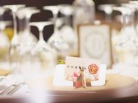 和婚の席を華やかに!インスタグラムで見つけた先輩花嫁さんの手作り【和婚席札】アイデア♪