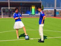 \クオリティ半端ないって/今年の夏はサッカーがテーマのウェディングで決まりでしょ!