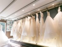 JUNO(ジュノ)で出会う運命のウェディングドレス!ドレスから素敵な結婚式づくりを♪