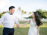 ハワイ最古の教会で挙式&歴史ある岡山のホールを貸し切ったオリジナルウェディング