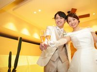 ケーキカットの代わりに日本酒で乾杯!「お酒」と「感謝」をテーマにしたコンセプトウェディング