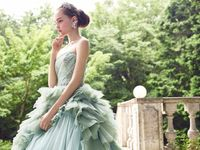 【ドレス探し♪】秋冬婚にオススメ!スモーキーカラーのドレス11選♪