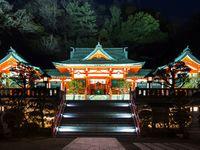 「足利夏祭り×織姫神社」で夜景をバックに神前式!期間限定のナイトウェディングの募集スタート♪
