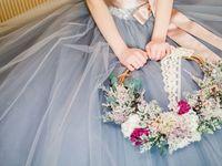 【お手本にしたい】先輩花嫁の #リースブーケ コーディネート13選