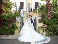 理想のアイテムは妥協せずにDIY!「vintage botanical」な結婚式へようこそ