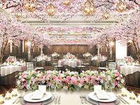 6パターンの会場装飾で日本の四季を演出!横浜迎賓館に新感覚のパーティールームが誕生
