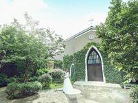 \アドバイザー式場見学日記/ 南青山サンタキアラ教会へ
