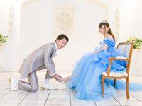 憧れのシンデレラストーリー!「アニヴェルセル東京ベイ」で叶えるプリンセスウェディング