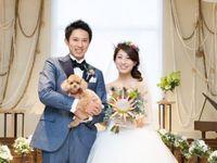 【結婚式拝見】愛犬と一緒に「THINGS Aoyama Organic Garden」で叶えたゲストと楽しむ1.5次会
