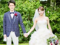 【結婚式拝見】非日常を味わい尽くす!「軽井沢ホテルブレストンコート」のガーデンウェディング