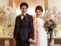 【結婚式拝見】アンティーク×ラグジュアリー「インターコンチネンタルホテル」で叶えた極上大人ウェディング