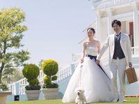 【結婚式拝見】「アートグレイス・ウエディングコースト」で夢の国のようなサプライズウェディング