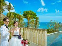 【結婚式拝見】はじまりはいつも海外!バリのリゾートで両家をつなげるこだわりウェディング