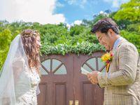 【結婚式拝見】「ジェネラス軽井沢」でゲストもリラックス!緑に映えるボヘミアンポップなウェディング♪