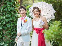 【結婚式拝見】「フェリーチェガーデン日比谷」でメリー・ポピンズの世界に包まれた2部制ウェディング!