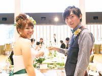 【結婚式拝見】マネしたい節約アイデア満載!「ヴェールノアール」でナチュラルなアットホームウェディング