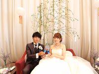 【結婚式拝見】「スイートヴィラガーデン」で短冊に願いを乗せるロマンチックな七夕ウェディング