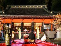 \贅沢すぎる!/ライトアップNIKKO2017×日光世界遺産Night Wedding が開催決定!