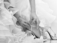 100円均で花嫁DIY★モノトーンでつくる大人シックな結婚式♪