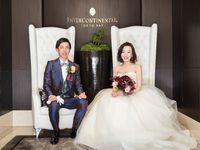 「インターコンチネンタル東京ベイ」でゲストが驚く!楽しめる!演出が盛りだくさんの結婚式