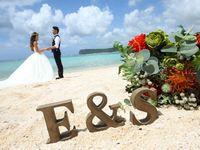 【結婚式拝見】挙式後こそ実感!グアムのリゾートウェディング