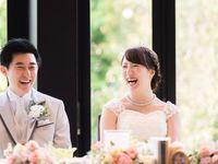 【結婚式拝見】式場が現代美術館に変身♪アートな装飾とガーデンでつくる「みんなの晴レの日。」展