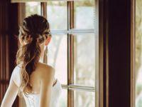 ウェディングドレスにぴったりの花嫁髪型♪ミディアム&ロングヘアアレンジ
